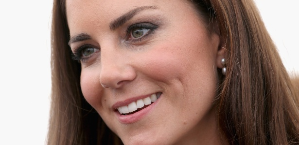 Kate Middleton, a duquesa de Cambridge, e suas sobrancelhas arqueadas: novo desejo das mulheres britânicas
