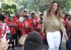 """""""Dois milhões não é nada perto disso aqui"""", diz Viviane Araújo sobre homenagem do Salgueiro - Adna Barbosa/Foto Rio News"""