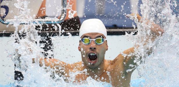 Daniel Dias já conquistou cinco medalhas no Mundial de Montreal