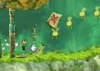 Atualizao de &#34Rayman Jungle Run&#34 adiciona 20 novas fases
