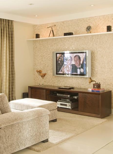 Sala De Tv Com Revestimento ~ Fortez Soluções Imobiliárias Reforma sem quebraquebra renove os