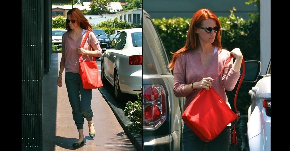 Uma das bolsas favoritas da atriz de