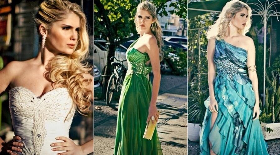 """Bárbara Evans fez um ensaio fotográfico para a edição da revista """"Gypsy"""" (11/9/12)"""