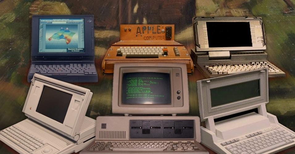 chamadas primeiros PCs