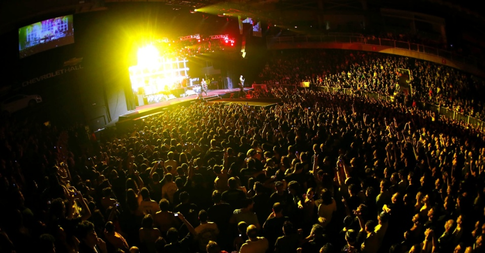 Com mais de 40 anos de carreira, a banda atravessou gerações e influenciou grandes nomes do rock como Iron Maiden, Bon Jovi e Metallica (11/9/12)