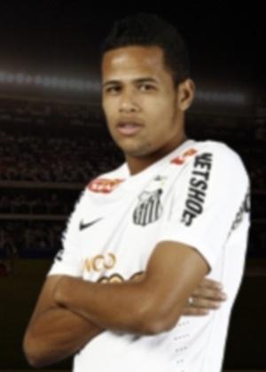 Geuvânio, atacante do Santos