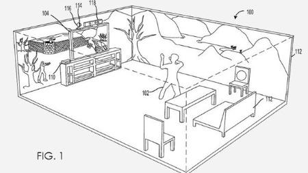 Xbox com realidade aumentada? Patente-da-microsoft-kinect-xbox-720-1347397253203_450x253