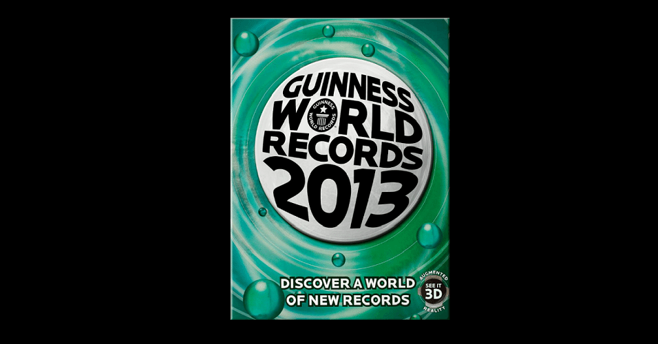 Guinness Book 2013, álbum de Tabloide