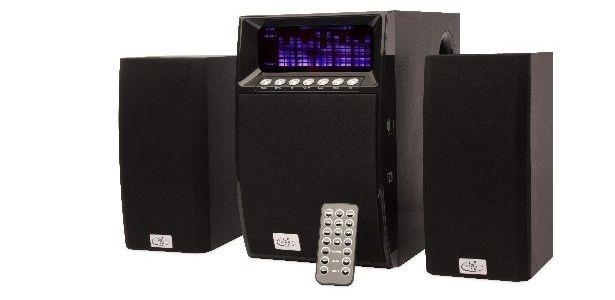 Caixa de som da Integris é fácil de usar, mas não tem display próprio nem controle remoto