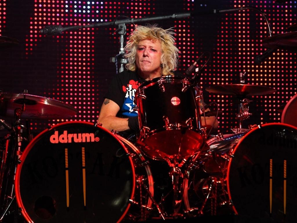 O Baterista Rush In Rio Scorpions - Fam...