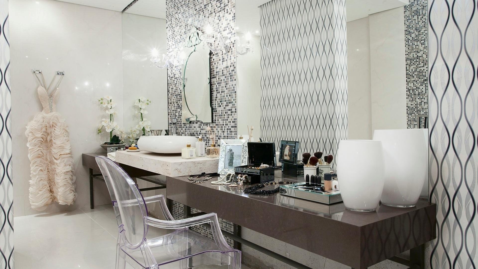 Imagens de #756656 Casa Cor MT 2012: o Banho da Moça projetado pelos arquitetos Lucas  1920x1080 px 3704 Banheiros Por Arquitetos