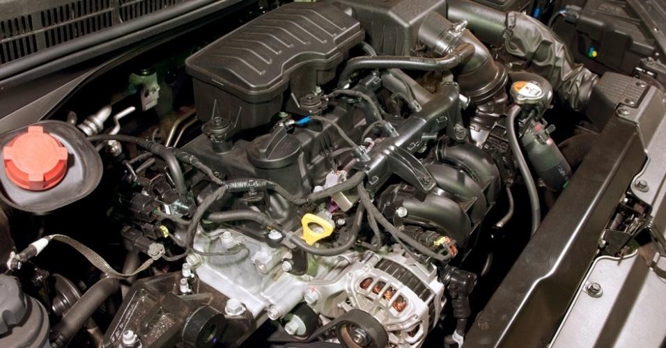 A Hyundai lança no Brasil o HB20, compacto fabricado em Piracicaba (SP)