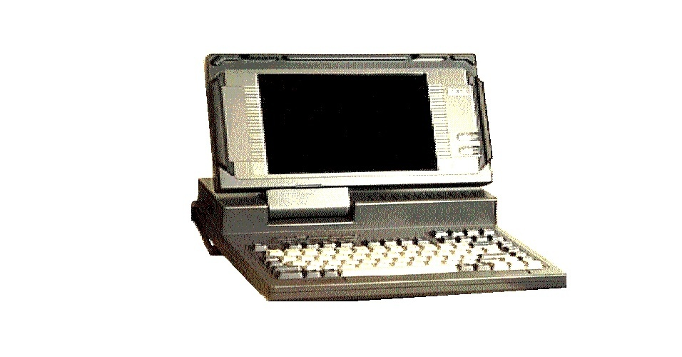 Em 1989, a Dell lan&#231;ou o seu primeiro laptop, o 316LT, que tinha um processador de 16 Mhz e 2MB de mem&#243;ria RAM. O dispositivo &#39;&#39;port&#225;til&#39;&#39; pesava cerca de 6,7 kg e vinha com driver de disquete. Dois anos depois, a fabricante lan&#231;aria o primeiro laptop no mercado com tela que exibia imagens coloridas. Um exemplar do computador &#233; vendido no eBay por US$ 5.000 (cerca US$ 10.095)