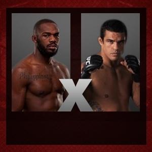 : Jones ou Belfort? Dê palpites sobre quem vencerá as lutas no UFC 152