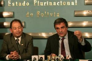 O ministro da Justiça disse que prefere perder a vida a passar anos num presídio brasileiro