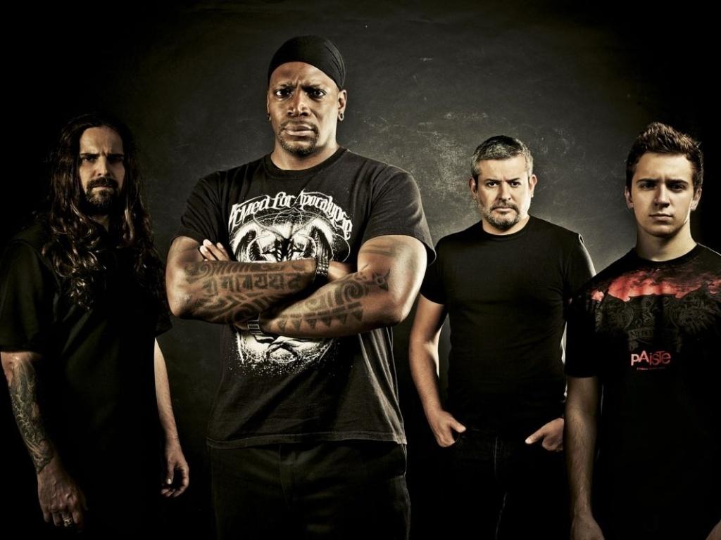 A banda de heavy metal Sepultura vai gravar DVD ao vivo durante show no Rock in Rio 2013