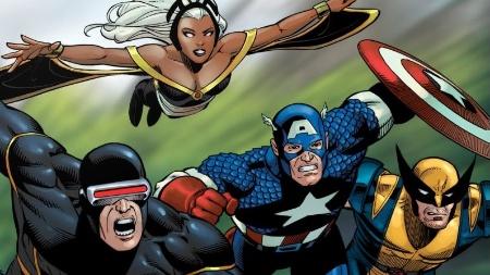 De heróis da marvel promete detonar tudo e todos em marvel heroes