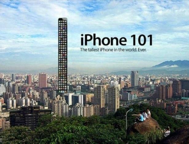 Se a Apple seguir o ritmo, o iPhone 101 poderá ser visto de bem longe no horizonte