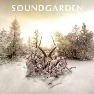 "Arte da capa do álbum ""King Animal"", do Soundgarden"