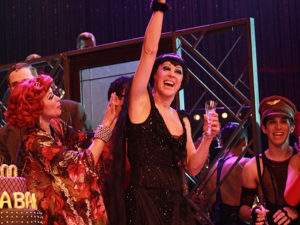 Claudia Raia comemora 200 apresentaes do musical 