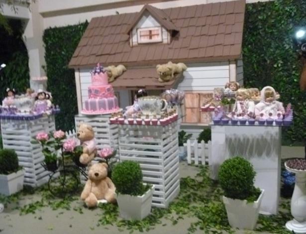 festa jardim dos ursos:festa de criança, festa infantil, decoracao infantil