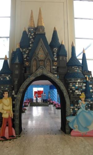 festa de criança, festa infantil, decoracao infantil festa cinderela