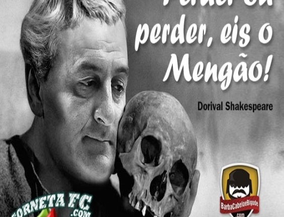 Corneta FC: Shakespeare define o Flamengo
