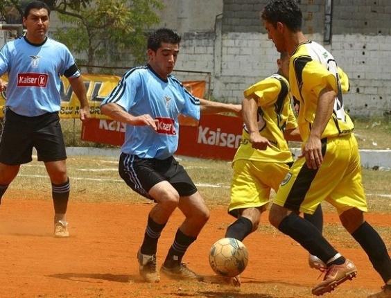 Lazio, do Tatuapé, nasceu inspirado na Lazio de Simeone e Verón
