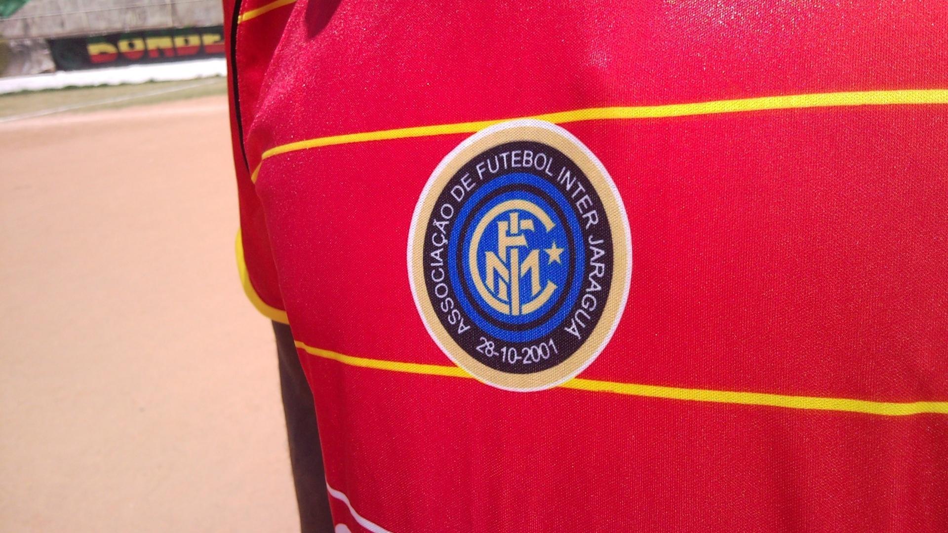 Símbolo do Inter do Jaraguá