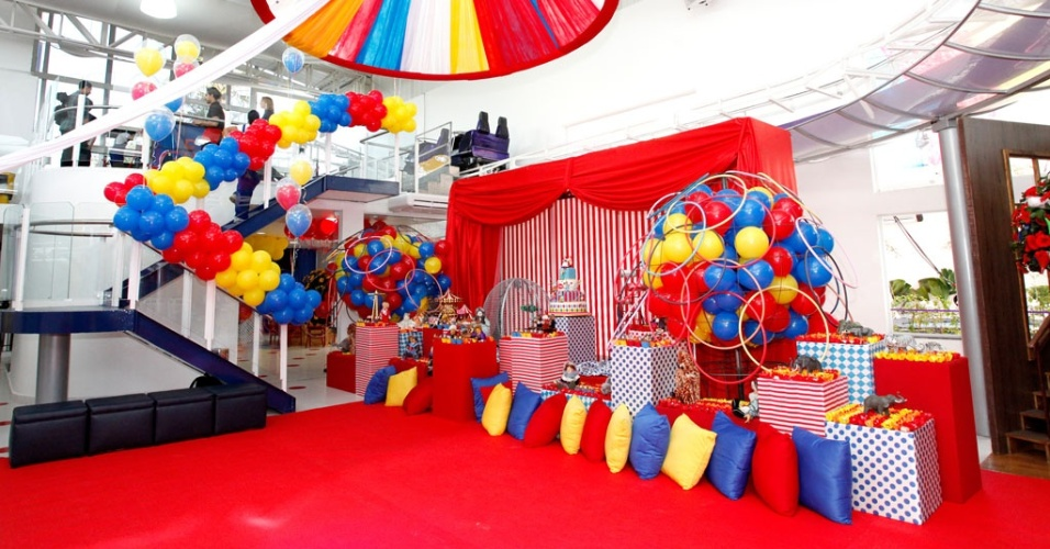festa de criança, festa infantil, decoracao infantil, rodrigo faro