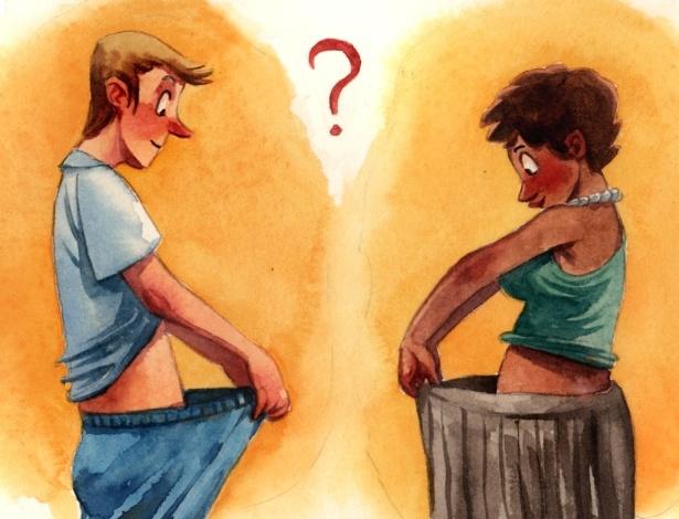 Conhecer melhor o próprio corpo auxilia homens e mulheres a terem praz