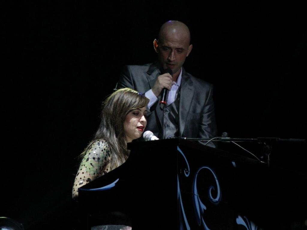 Pitty se apresenta com a banda Agridoce na 19ª edição do Prêmio Multishow, na HSBC Arena, na Barra da Tijuca, Rio de Janeiro (18/9/12)