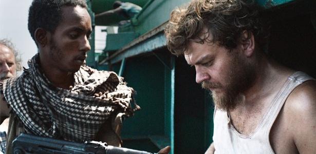 Um Sequestro (Kapringen em dinamarquês), dirigido por Tobias Lindholm, fala sobre pirataria no leste africano