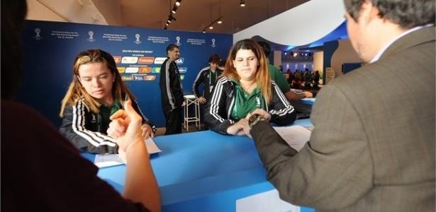 Inscrições seguem abertas para os voluntários da Fifa no ciclo da Copa-2014