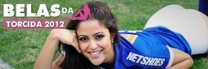 Belas da Torcida: Conheça Bárbara Martins, a representante do Cruzeiro no concurso Belas da Torcida