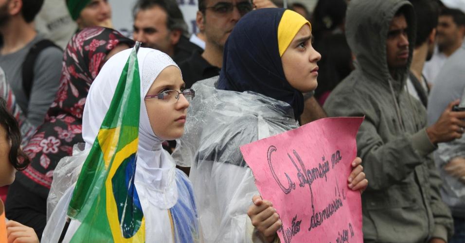 Muçulmanos dizem que são 1 milhão no Brasil
