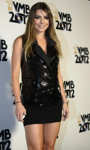 Daniella Cicarelli no VMB 2012 (20/9/12)