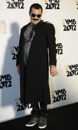 O humorista Eduardo Sterblitch no VMB 2012 (20/9/12)