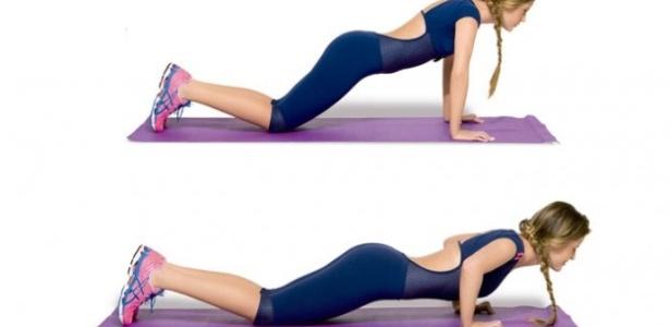 Sete exercícios para emagrecer mais rápido - Dieta Já
