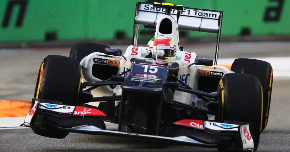 GP de Singapura de F1, Marina Bay em 2012 by esporte.uol.com.br