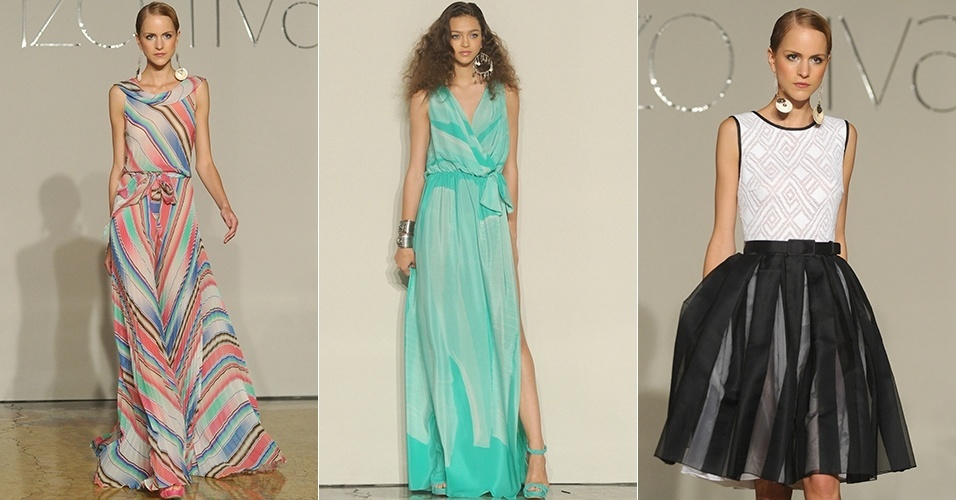 Looks de Lorenzo Riva para o Verão 2013 durante a semana de moda de Milão (24/09/2012)