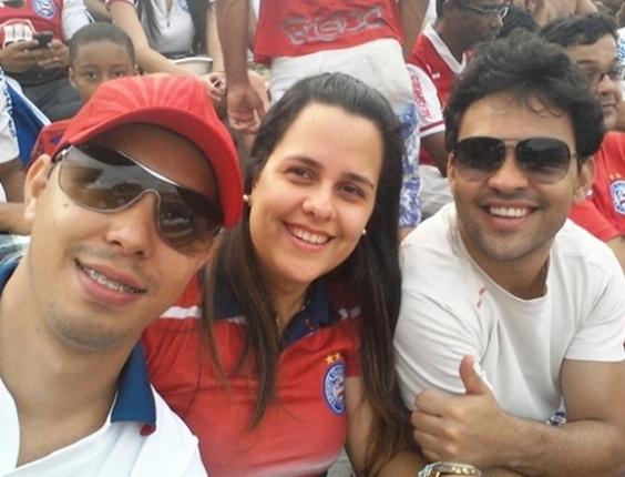 Prestigiou o Bahia nessa rodada do Brasileirão? Mande as fotos para o UOL!