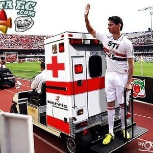 Corneta FC: São Paulo apresenta meio de transporte oficial de Ganso