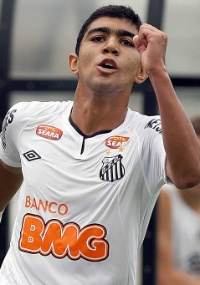 'Gabigol', a nova joia da Vila: Astro da base do Santos diz que já marcou 600 gols