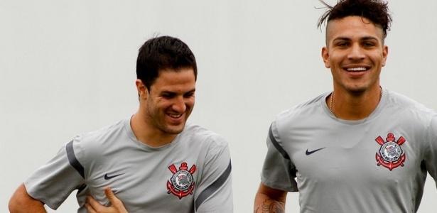Martínez e Guerrero foram mapeados pelo aplicativo antes de chegarem ao clube
