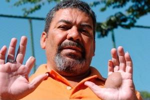Odesson Alves Ferreira é presidente da Associação das Vítimas do Césio 137 (AVCésio)