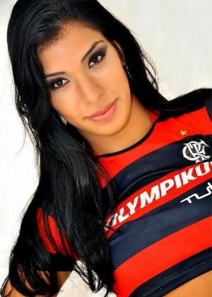 Alini Gama teria sido morta por vencer concurso de dançarina disputado por namorada do assassino