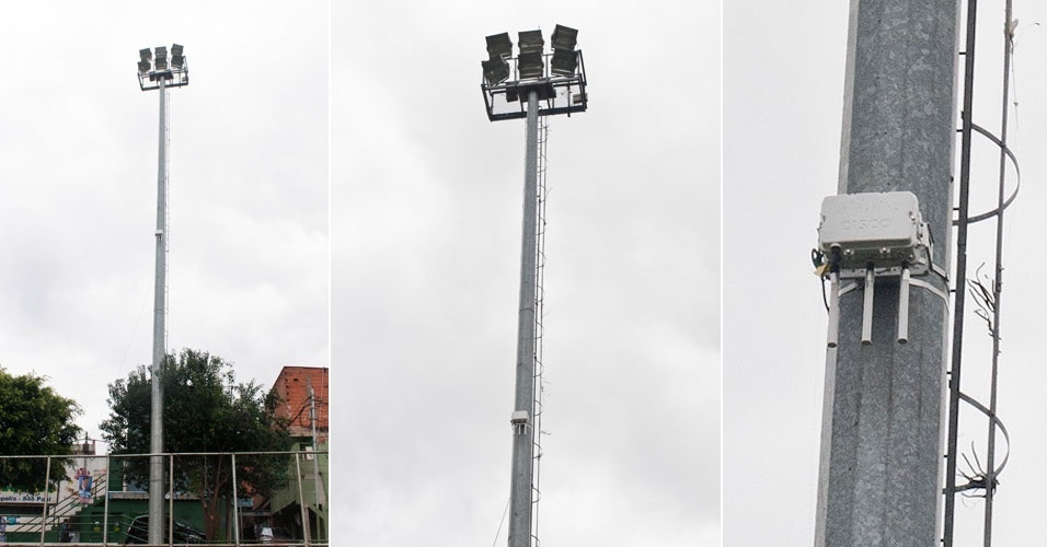 26.set.2012 - A operadora TIM oferecerá na favela de Paraisópolis, em São Paulo, conexão Wi-Fi aos moradores. Foram instaladas dez antenas, que permitem duas opções de acesso. Uma rede é só para os clientes da operadora: os pré-pagos pagam R$ 0,50 ao dia, enquanto os pós-pago pagam uma mensalidade de R$ 30. Já a alternativa aberta pode ser usada por qualquer pessoa com um aparelho de conexão à rede sem fio, mas é restrita a serviços e informações de utilidade pública, como sites do Governo. Uma iniciativa parecida foi implementada em dezembro de 2011 na favela da Rocinha (Rio)