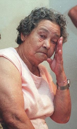 """Em 1997, Olinda Maria de Jesus Ferreira ainda aguardava indenização referente a morte de seu filho Nivaldo de Jesus Santos, um dos 111 detentos mortos em 1992 no massacre do Carandiru. """"O massacre do Carandiru é símbolo da convergência de duas políticas do Estado que ainda vigoram: a política de extermínio e de encarceramento em massa da população mais pobre e periférica"""", diz Rodolfo Valente, da Pastoral Carcerária"""