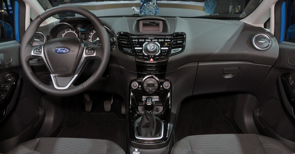 Ford New Fiesta Titanium 1.0 Ecoboost